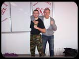 Self Defence System, assieme a Peter Weckauf