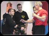 Knife Fighting Concept Instructor Course